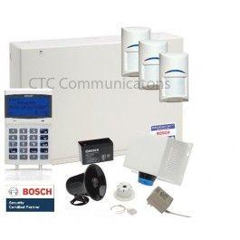 Bosch Solution 6000 Alarm System with 3 x Gen 2 Standard Detectors+prox