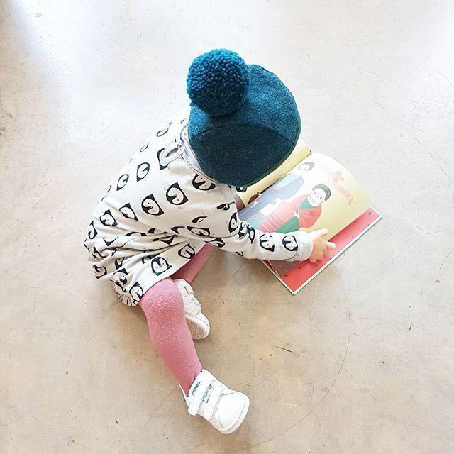 Happy sunday everyone, penguin dress available on minigrenadine.com // Bon dimanche à tous, robe pinguin disponible sur minigrenadine.com  #kidsstyle #kidsfashion #bootd #babygirl #minilook Picnik, Picnik Barcelona
