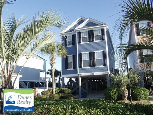 23 best oceanfront vacations images on pinterest beach Garden city beach rentals oceanfront