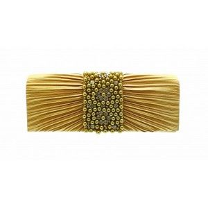 This #gold #clutch #bag has a covering of sequins and has a secure fastening making it perfect for a night out - See more at: http://myeveningdress.co.uk/clutch-bags/1395-ruched-gold-sequin-evening-handbag.html#sthash.Lv9YnVIR.dpuf