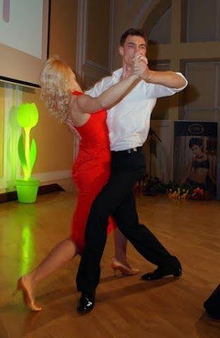 Paweł Staliński - taniec