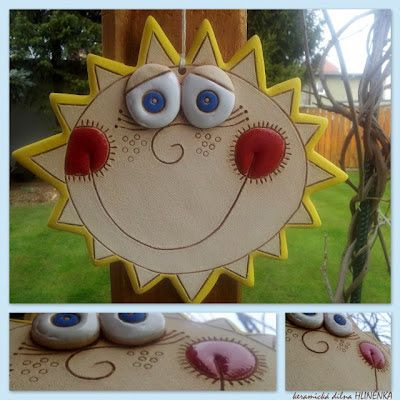 Keramická dílna Hliněnka: Sluníčko, sluníčko popojdi maličko, . . .
