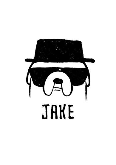 Adventure Time - Big Dog (Jake)