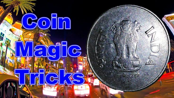 Magic Tricks with Coins - Cool & Easy Coin Magic Tricks! REVEALED