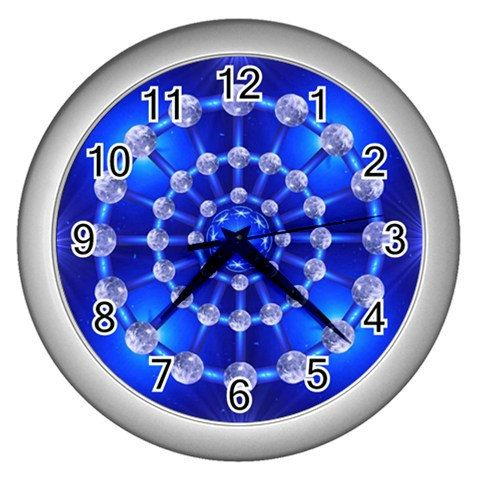 Wall clock Atmosphere - choose your favorite design - by Droomcreaties on Etsy, €19.95
