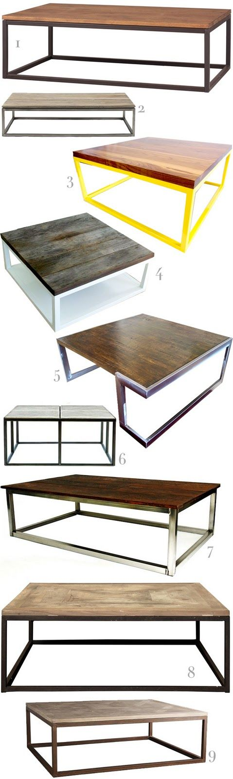 The 25 Best Industrial Coffee Tables Ideas On Pinterest Pipe Furniture How Make Coffee Table