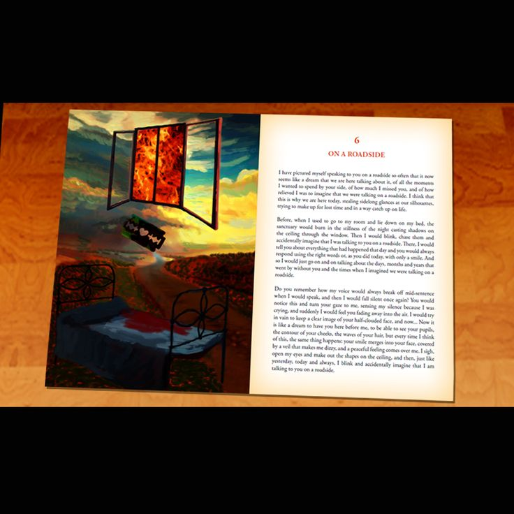 """The Burning Sanctuary"" Hernan Ergueta - Google Books #hernanergueta #ilustracion #cuentos"