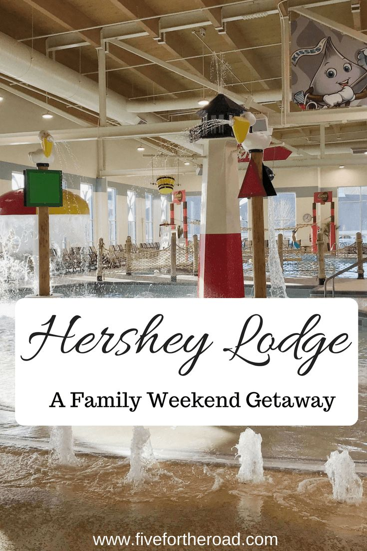 Hershey Lodge: A Family Weekend Getaway - Five for the Road #HersheyLodge #VisitPennsylvania #FamilyTravel #TravelwithKids