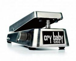 Dunlop C535Q20 20th Anniversary 535Q Cry Baby Multi-Wah http://bmusic.com.au/index.php?main_page=product_info&cPath=2_60_131&products_id=5033
