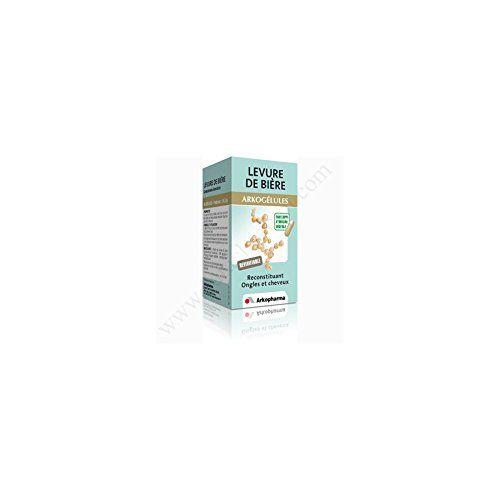 Arkopharma Phytothérapie Cure Arkogélules Levure de Bière Revivifiable Flacon de 150 Gélules: phytothérapie Arkogélules aromathérapie Cet…