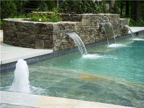 The 18 best images about Cascata piscina on Pinterest Planters
