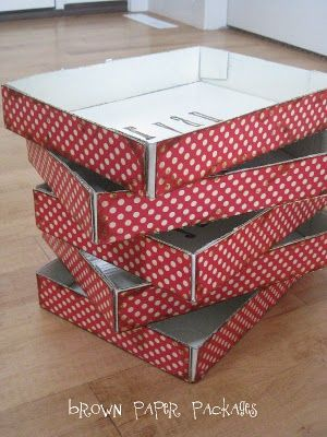 Movie Night Concession Boxes - DIY!!! Awesome Idea - Would work great for a FRG Meeting/Event