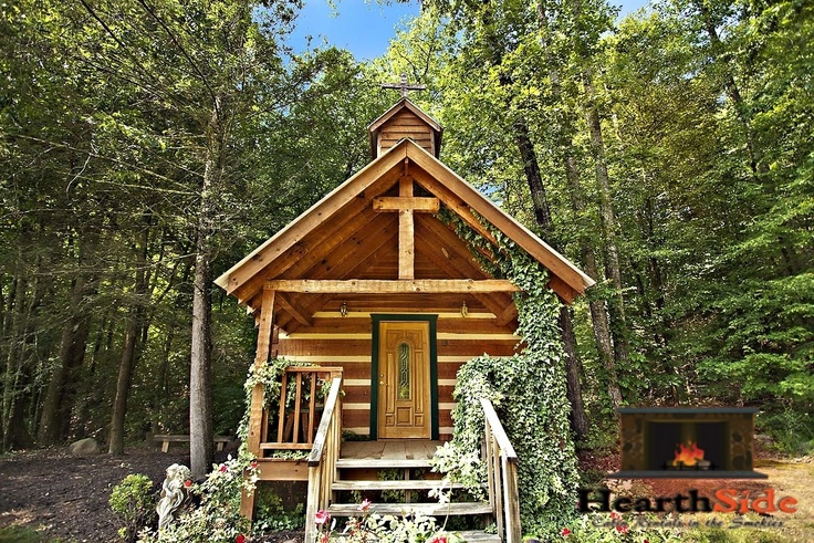 Gatlinburg Chapels Are A Great Way To Experience A