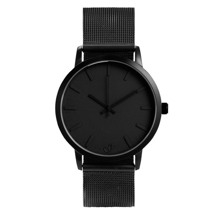 Free shipping worldwide The watches in First Collection contain both elegant and classy versions and mysterious, all matte, all black watches. The watches are thin with a 40 mm case. This makes them r