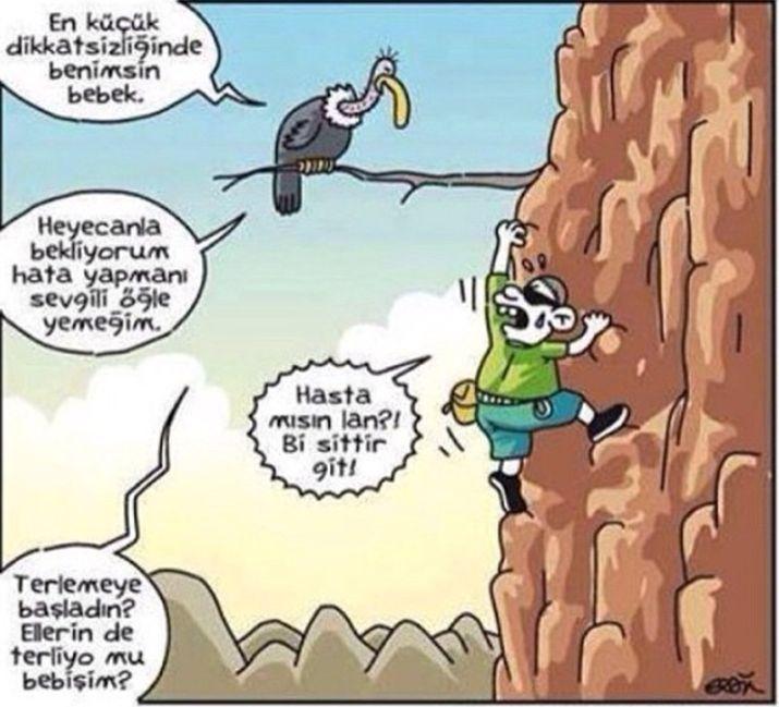 Gıcık akbaba.. #komik #karikatür #karikatur #enkomikkarikatür #enkomikkarikatur #karikaturcu #karikatürcü #funny #comics #karikaturdunyasi #karikaturvemizah #mizah #akbaba #vulture