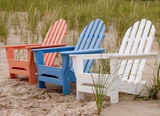 cheap polywood adirondack chairs