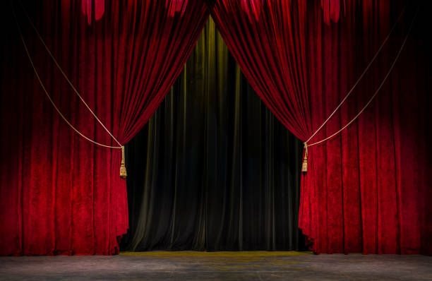 Image Result For Theatre Curtain Stage Curtains Curtains Home