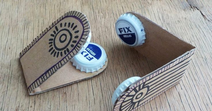 We had so much fun making our very own castanets the other day. We got our inspiration here but I've seen other versions on pinterest s...