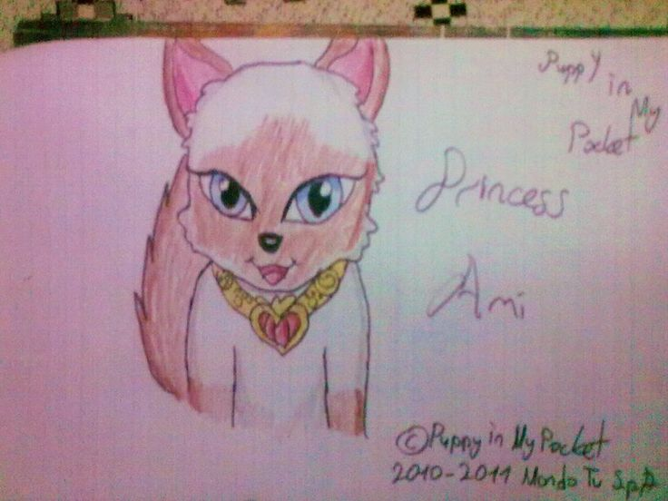 """Princess Ami"" by Moonlightprincess002.deviantart.com"