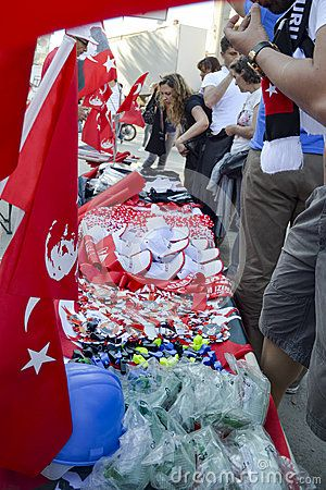 Taksim Gezi Park Protests And Events.Products Sold In The Protes - Download From Over