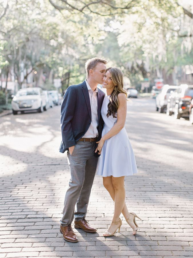 An Engagement that Captures that Undeniable Southern Charm – Engagements, Proposals, & Anniversary Photos