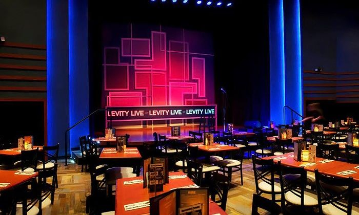 Levity Live Comedy Club - Levity Live: Standup at Levity Live Comedy Club for Two or Four Through April 28