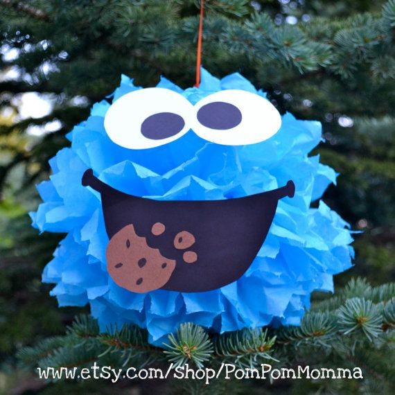 $7.00 Must have for the Sesame Street Party
