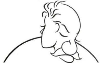 Regardez cette image : Qu'est-ce que vous voyez d'abord ? Un vieil homme ou une jeune femme ? La réponse révèlera votre personnalité …<br>http://www.astucesnaturelles.net/regardez-cette-image-quest-voyez-dabord-vieil-homme-jeune-femme-reponse-revele-personnalite/