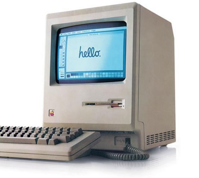 early Apple Mac