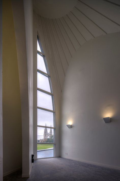 Music and Dance Centre, Soissons, 2015 - Henri Gaudin architecte