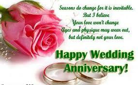 Happy Anniversary Sms