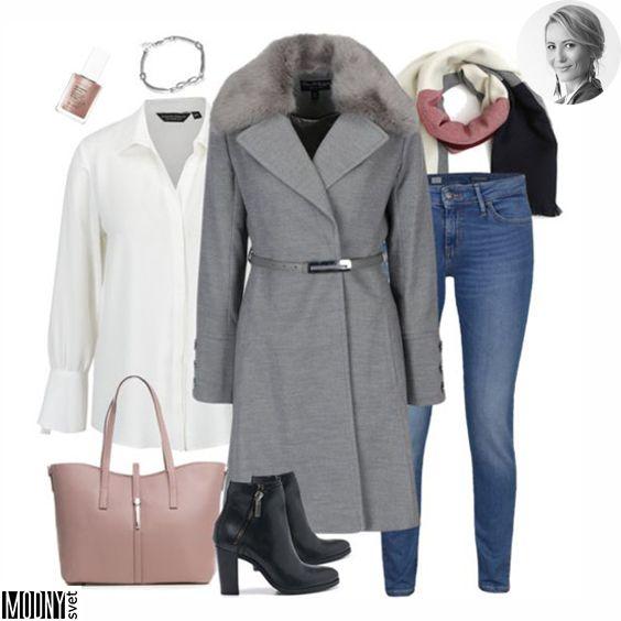 Štýlový kabát je v chladnom období základ dobrého outfitu 😉 Ak preferujete  elegantnú módu cc21d06aeba