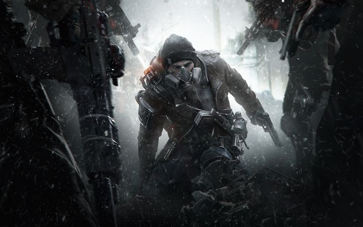 4000x2500 px free wallpaper and screensavers for tom clancys the division  by Palmer Hardman for : pocketfullofgrace.com