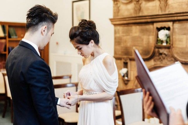 Stunning London Couple Portraits and Engagement Ceremony