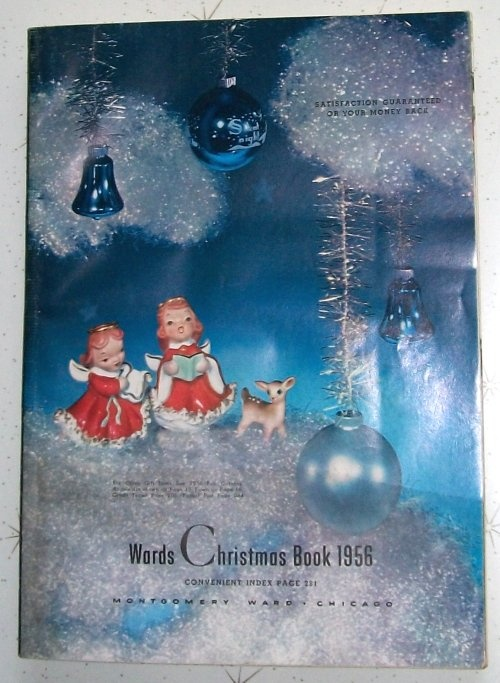1956 Wards Christmas CatalogChristmastime