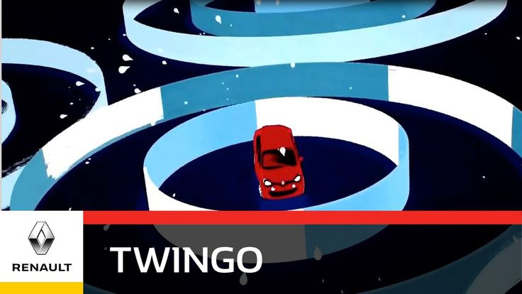 Say Hello to The Renault Twingo!