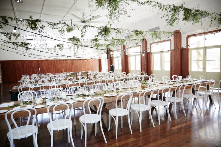 Alex + Tim Wedding Reception - Audley Dance Hall. Floreat Flowers.