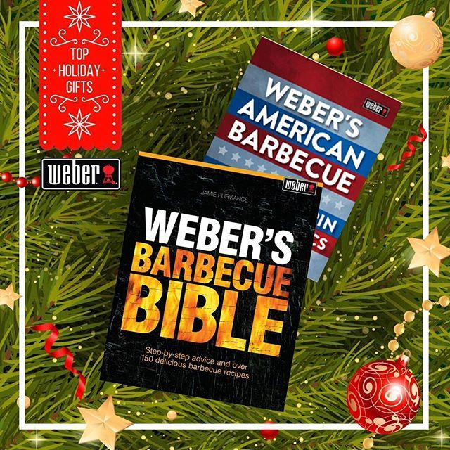 "#CHRISTMAS Gift Idea Give your loved one a ""Weber Barbecue Bible"" or ""Weber American Barbecue"" Cookbook for Christmas, guaranteed to get their taste buds buzzing and their BBQ skills improved!! #theoutdoorchef #perthshomeofbbq #weber #weberbbqausnz #weberbbq #webergrill #weberq #weberlife #weberlove #webber #barbecue #barbeque #bbq #weberspecialistdealer #weberspecialist #specialist #specialistdealer #backyard #outdoordining #alfrescodining #outdoorchef #chef #grill #grilling #perthbbq…"