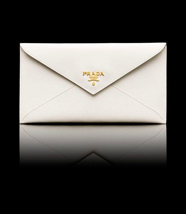 prada red leather tote - prada clutch satchel document holder