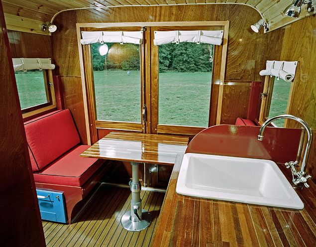 Travel Trailer Modification Ideas | Homemade truck camper plans/ideas – iboats Boating Forums