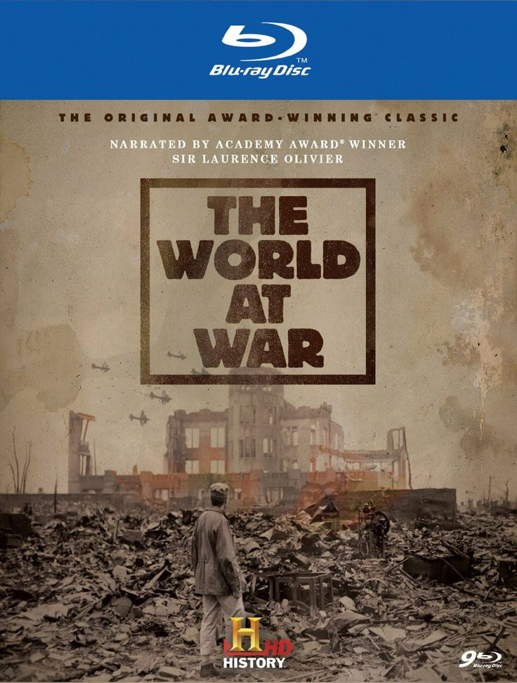 The World at War (2010) ($71.88) http://www.amazon.com/exec/obidos/ASIN/B003X3BYEC/hpb2-20/ASIN/B003X3BYEC The digitization of the pictures and sound on the blu ray set are in keeping with the high quality established during the original production. - At the time that this documentary was made, many who lived through the events of the Second World War were still alive in 1974. - This one stands out as the all-time best ever documentary on World War II.