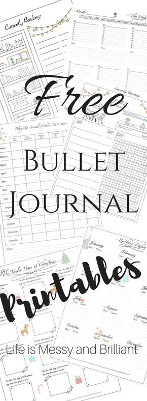 The 25+ best Journal pages printable ideas on Pinterest