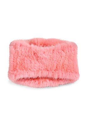 Surell Mink Fur Headband