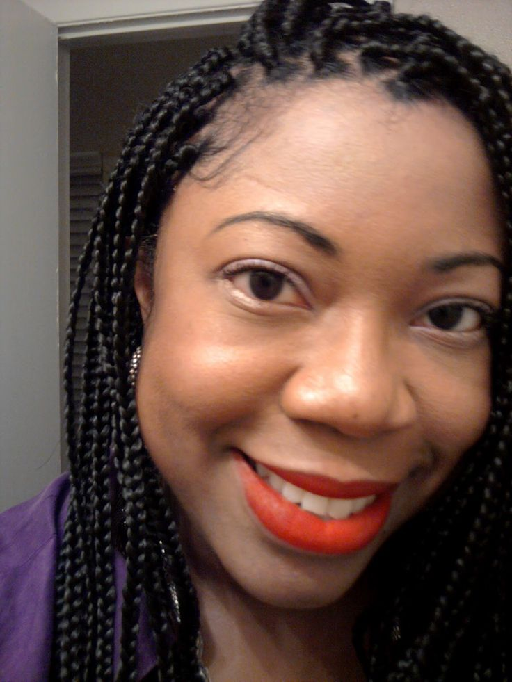 Poetic Justice Box Braids | The NaturalistaGlam}: New Hairstyle: Box Braids are Back Baby!