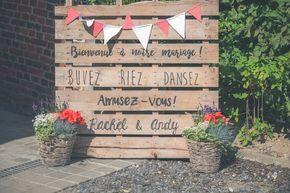 A decoration recup 'for your wedding! #wedding2019 #weddingperigord #wedding