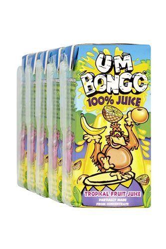 The Um Bongo advert