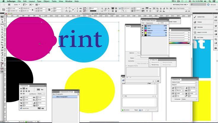 illustrator see colour separations pantone pdf