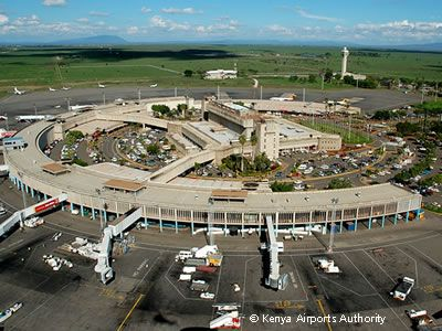 Jomo Kenyatta International Airport is Africa's eighth busiest airport and the largest and busiest airport in the East and Central Africa.