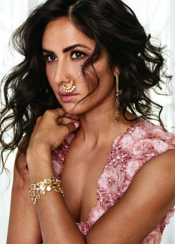 Katrina Kaif in Harper's Bazaar Bride October 2017