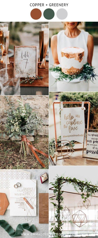 Trending-40 Fantastische Hochzeitsideen aus Kupfer für Ihren großen Tag   – bridal shower & wedding inspo